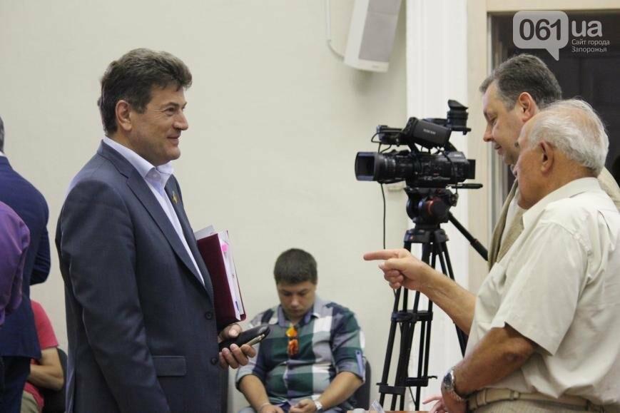 Сессия запорожского горсовета в 45 фотографиях , фото-38