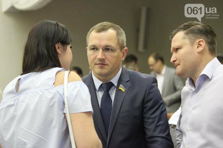 Сессия запорожского горсовета в 45 фотографиях , фото-34