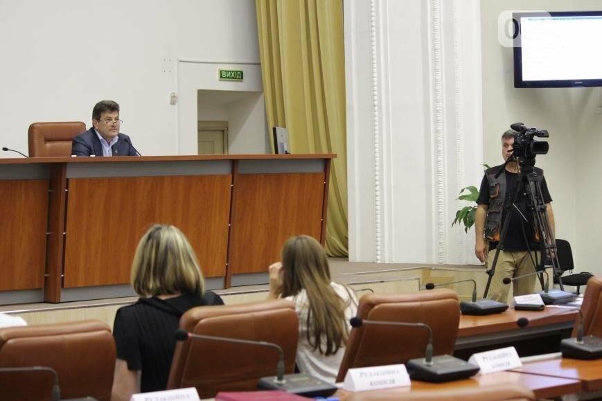 Сессия запорожского горсовета в 45 фотографиях , фото-28