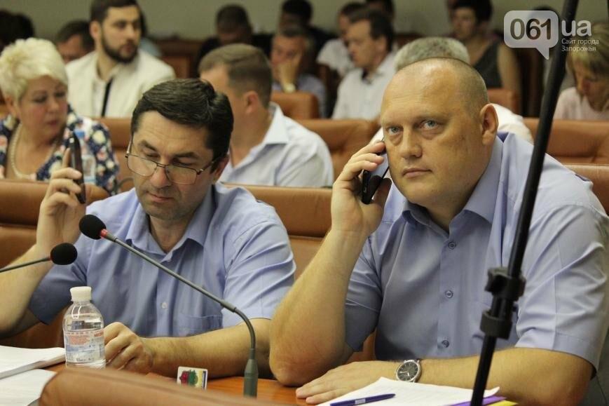 Сессия запорожского горсовета в 45 фотографиях , фото-25