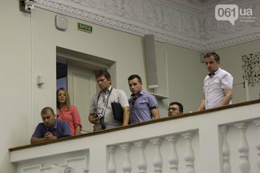 Сессия запорожского горсовета в 45 фотографиях , фото-15
