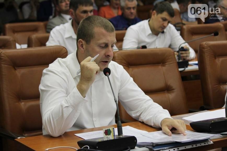 Сессия запорожского горсовета в 45 фотографиях , фото-4