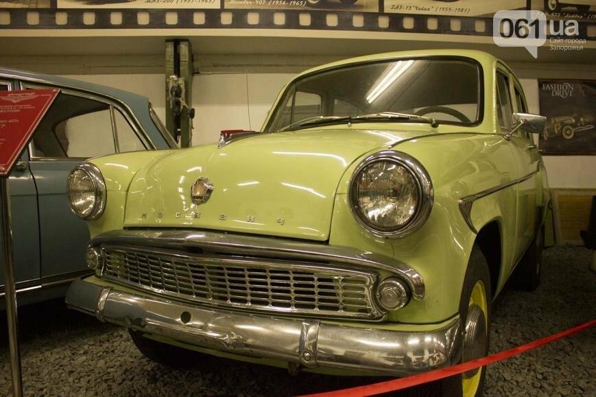 """200 авто в одном гараже. Экскурсия по музею """"Фаэтон"""", – ФОТОРЕПОРТАЖ, фото-29"""