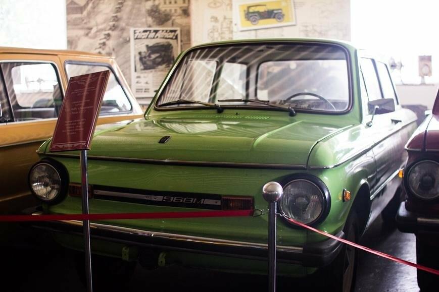 """200 авто в одном гараже. Экскурсия по музею """"Фаэтон"""", – ФОТОРЕПОРТАЖ, фото-9"""