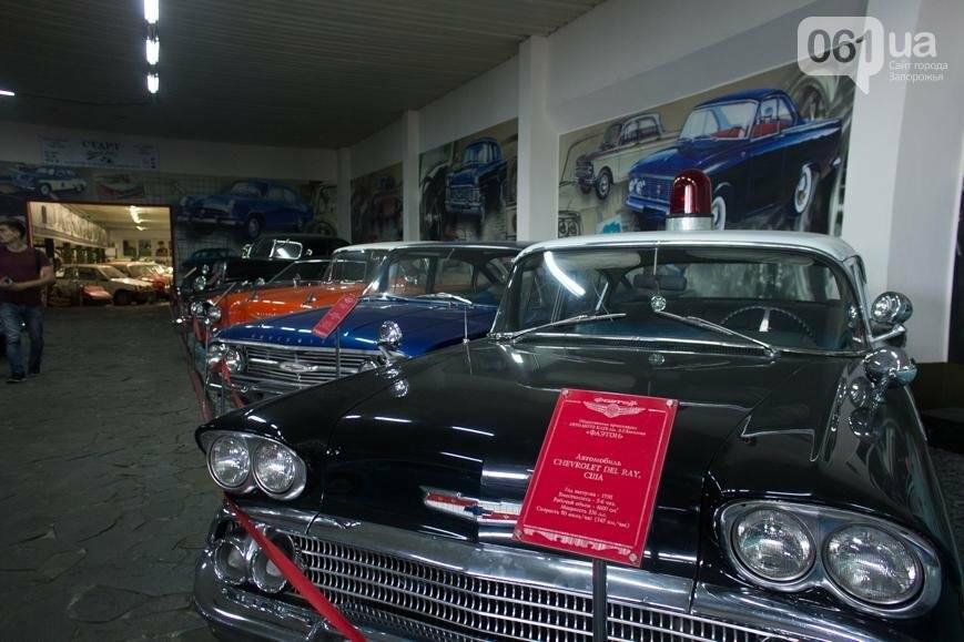 """200 авто в одном гараже. Экскурсия по музею """"Фаэтон"""", – ФОТОРЕПОРТАЖ, фото-15"""