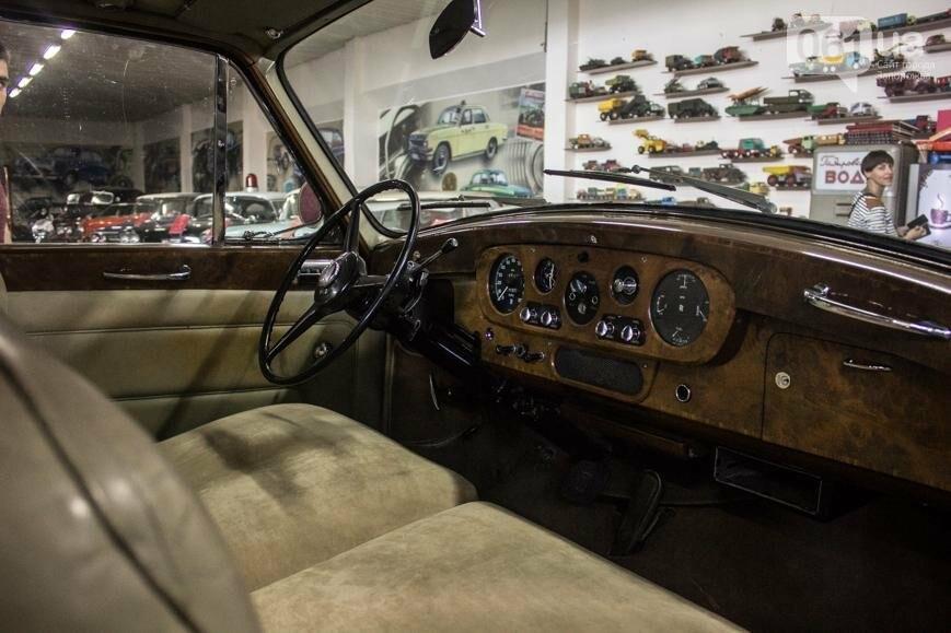 """200 авто в одном гараже. Экскурсия по музею """"Фаэтон"""", – ФОТОРЕПОРТАЖ, фото-36"""