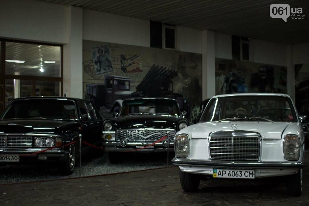 """200 авто в одном гараже. Экскурсия по музею """"Фаэтон"""", – ФОТОРЕПОРТАЖ, фото-18"""