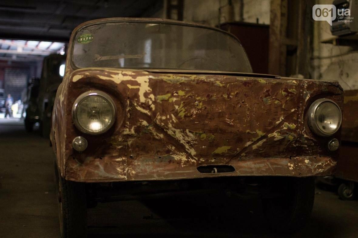 """200 авто в одном гараже. Экскурсия по музею """"Фаэтон"""", – ФОТОРЕПОРТАЖ, фото-31"""