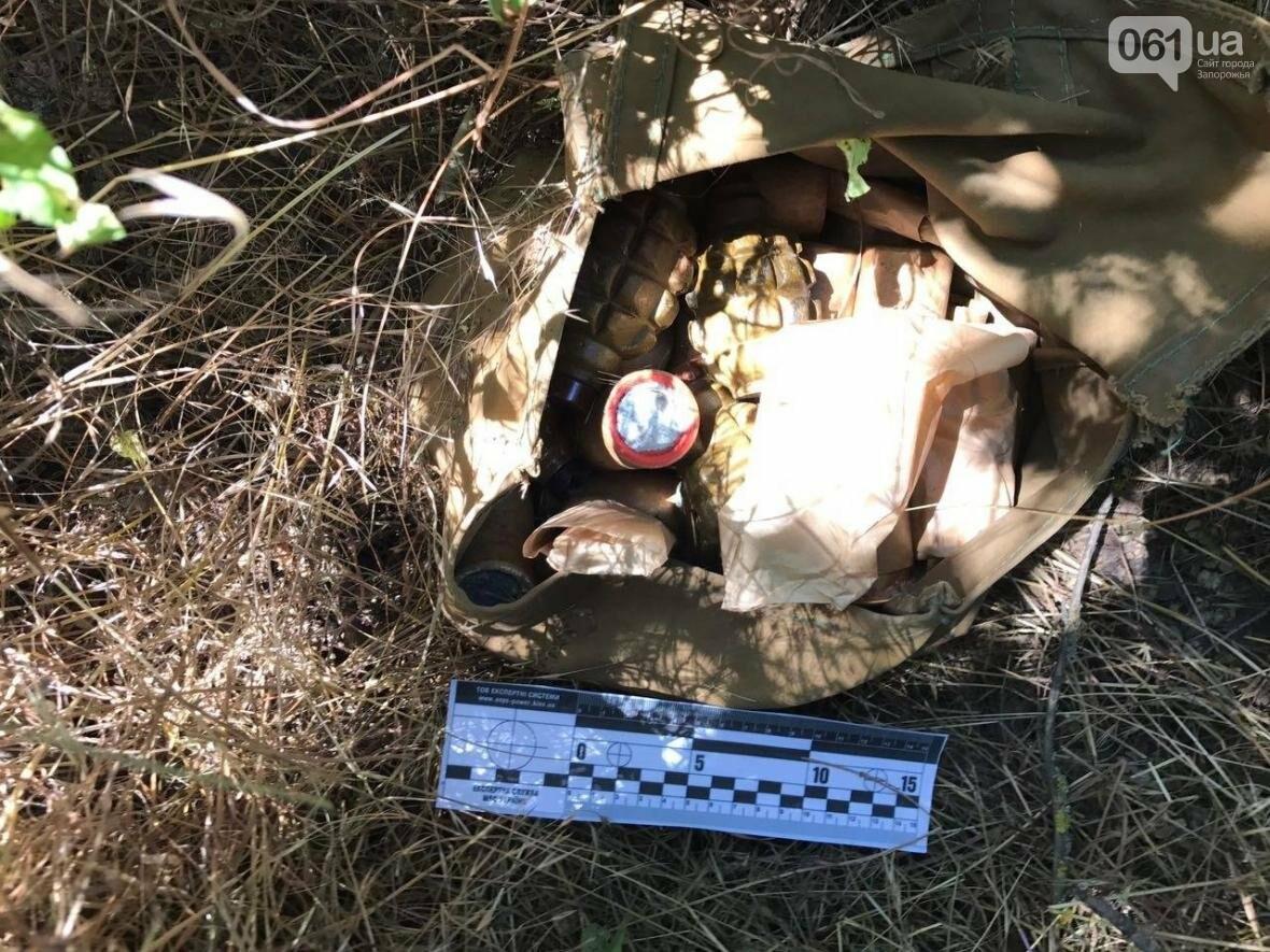 Под Мелитополем нашли тайник с боеприпасами, — ФОТО, фото-2