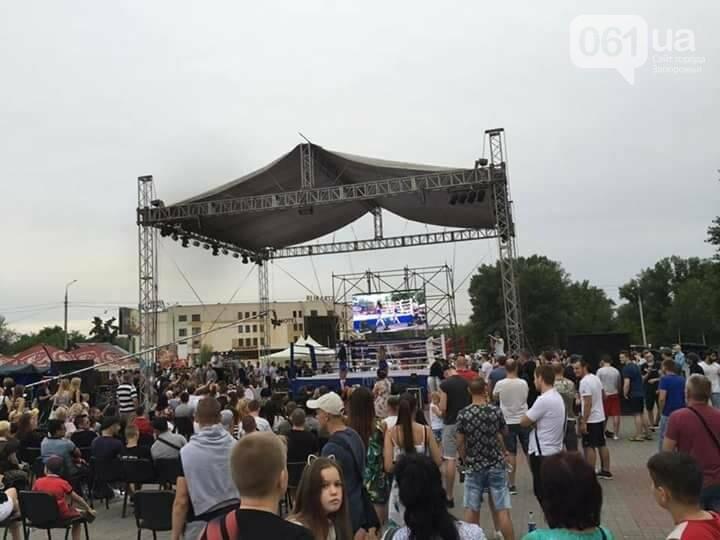 В Запорожье провели соревнования по кикбоксингу памяти погибшего героя АТО, – ФОТО, фото-1