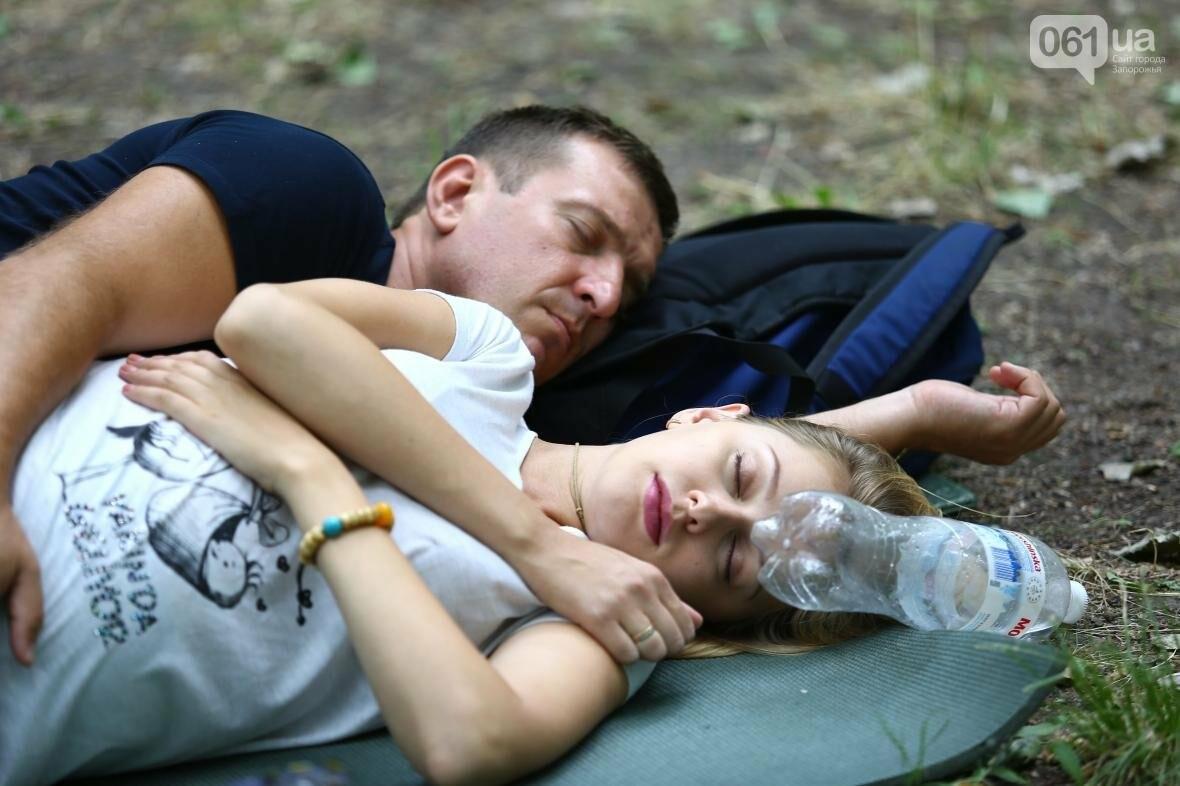 В Запорожском парке отметили международный день йоги, - ФОТОРЕПОРТАЖ, фото-12