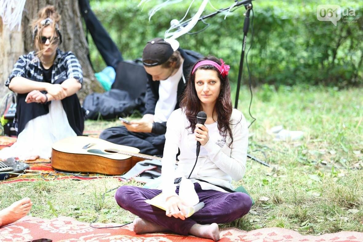 В Запорожском парке отметили международный день йоги, - ФОТОРЕПОРТАЖ, фото-11