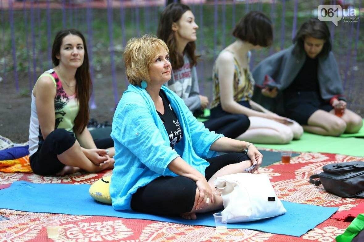 В Запорожском парке отметили международный день йоги, - ФОТОРЕПОРТАЖ, фото-2