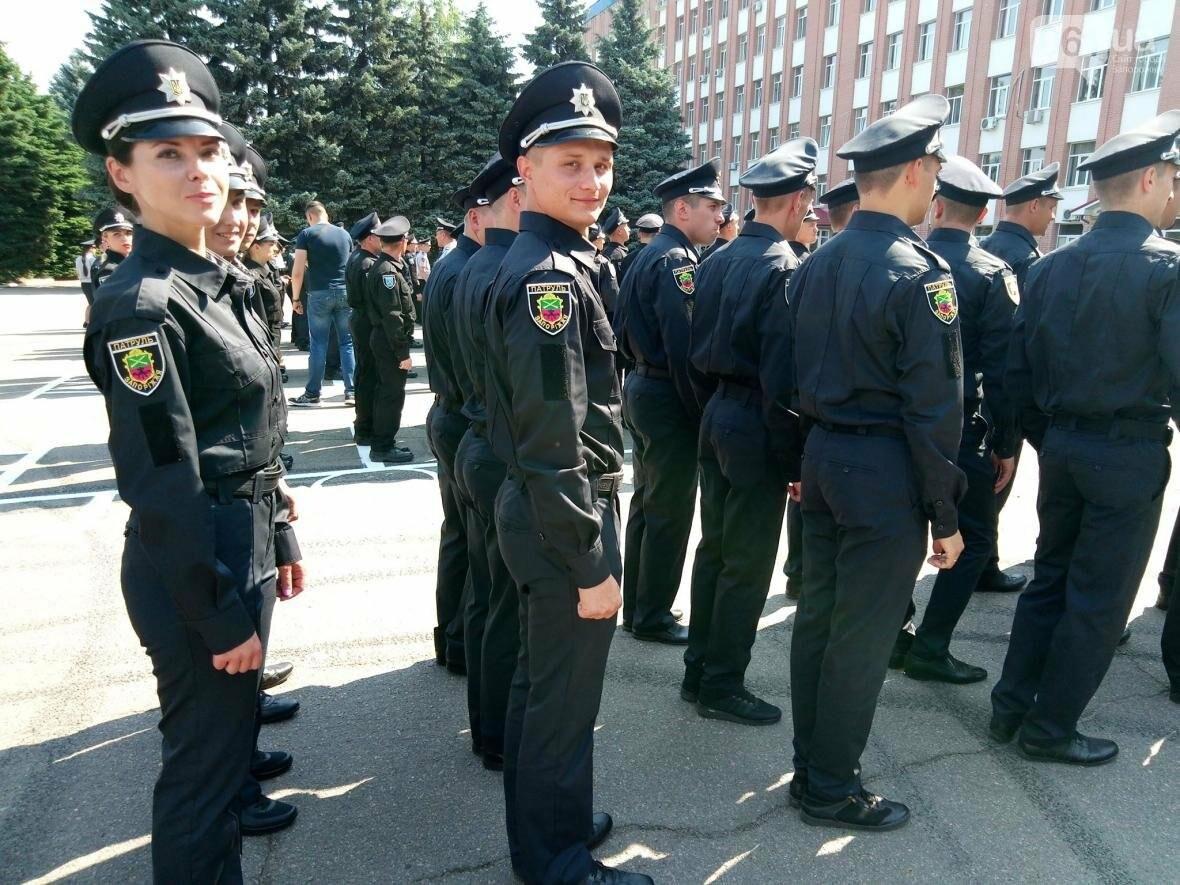 На улицы Запорожья выйдут новые патрульные, - ФОТО, фото-2