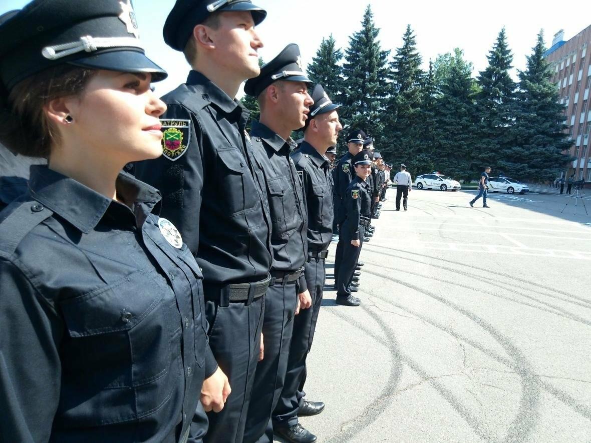 На улицы Запорожья выйдут новые патрульные, - ФОТО, фото-3