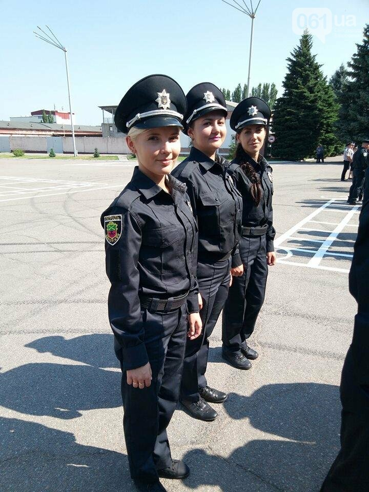 На улицы Запорожья выйдут новые патрульные, - ФОТО, фото-1