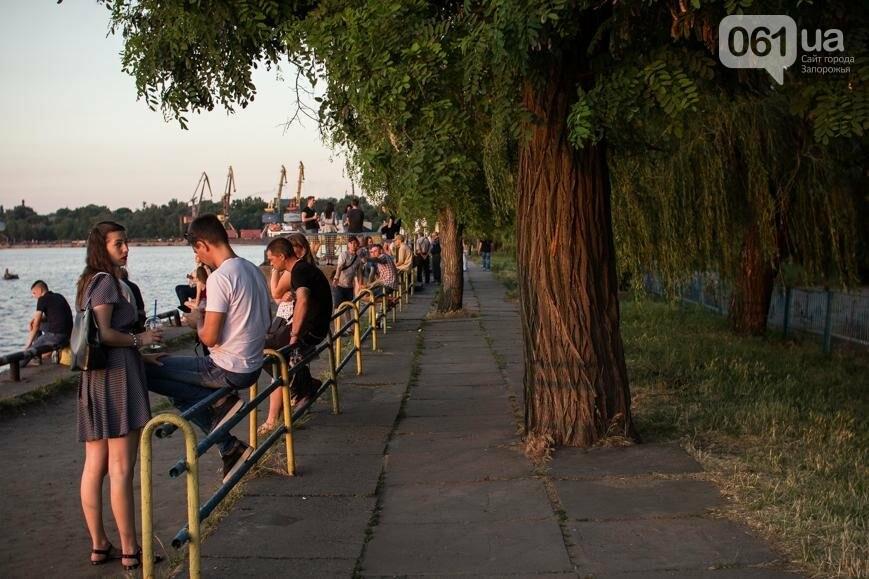 Ямы, разбитая плитка и переполненные урны: фотопрогулка возле речного порта и площади Запорожской, фото-33