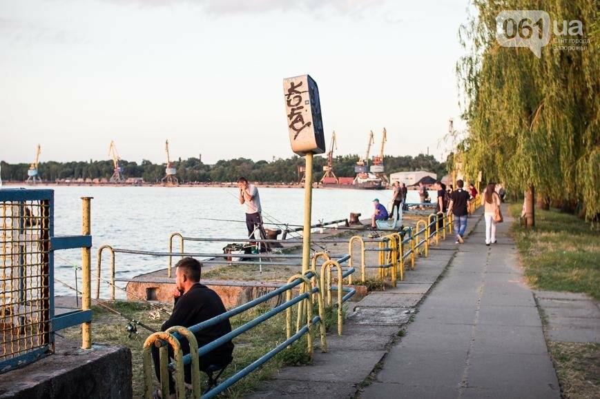 Ямы, разбитая плитка и переполненные урны: фотопрогулка возле речного порта и площади Запорожской, фото-34