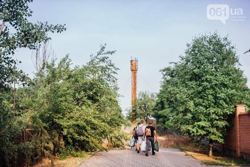 """Тырло, саламур и """"дикари"""": один день на острове посреди Днепра, - ФОТОПРОЕКТ, фото-2"""