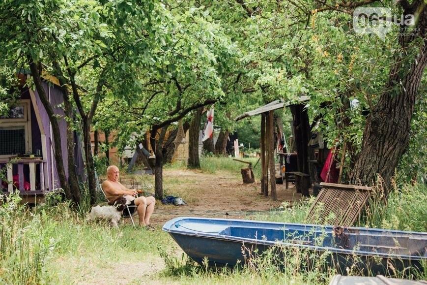 """Тырло, саламур и """"дикари"""": один день на острове посреди Днепра, - ФОТОПРОЕКТ, фото-9"""