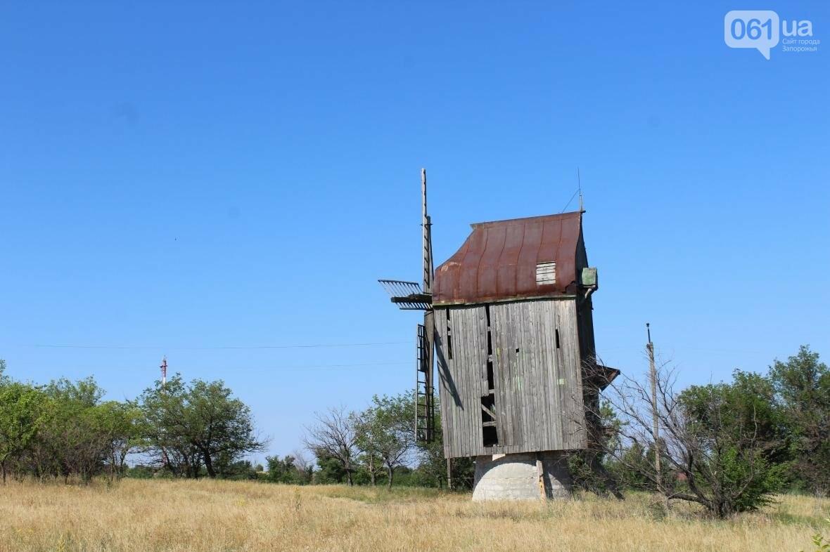 Заброшенный памятник труда: в каком состоянии 114-летний ветряк под Запорожьем, — ФОТОРЕПОРТАЖ, фото-1