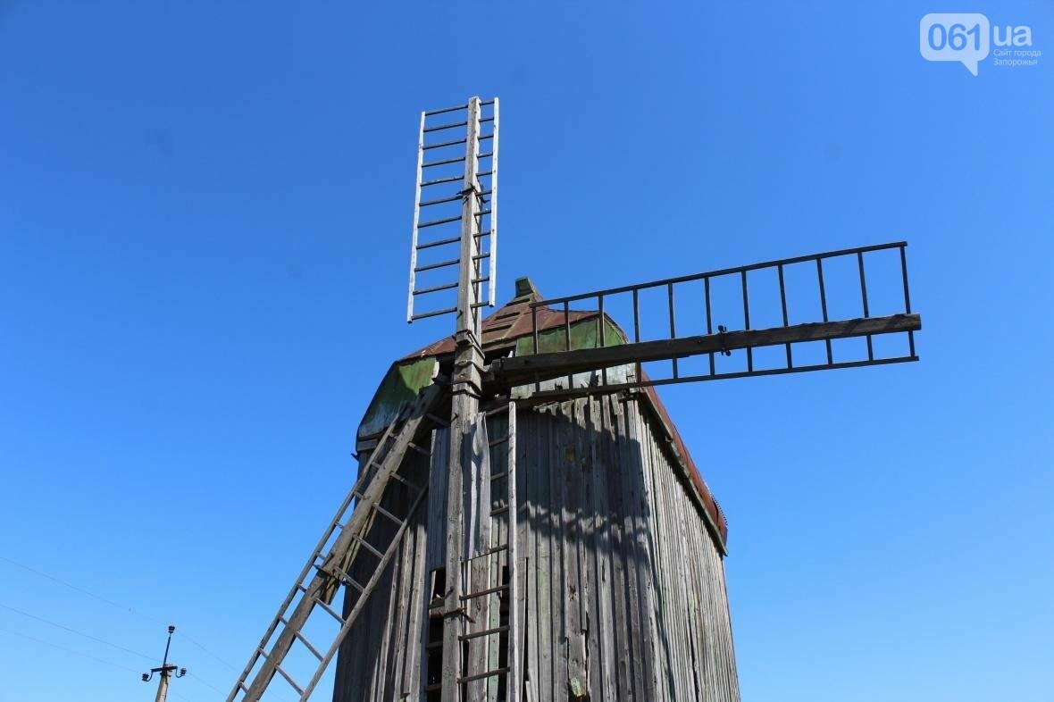 Заброшенный памятник труда: в каком состоянии 114-летний ветряк под Запорожьем, — ФОТОРЕПОРТАЖ, фото-4