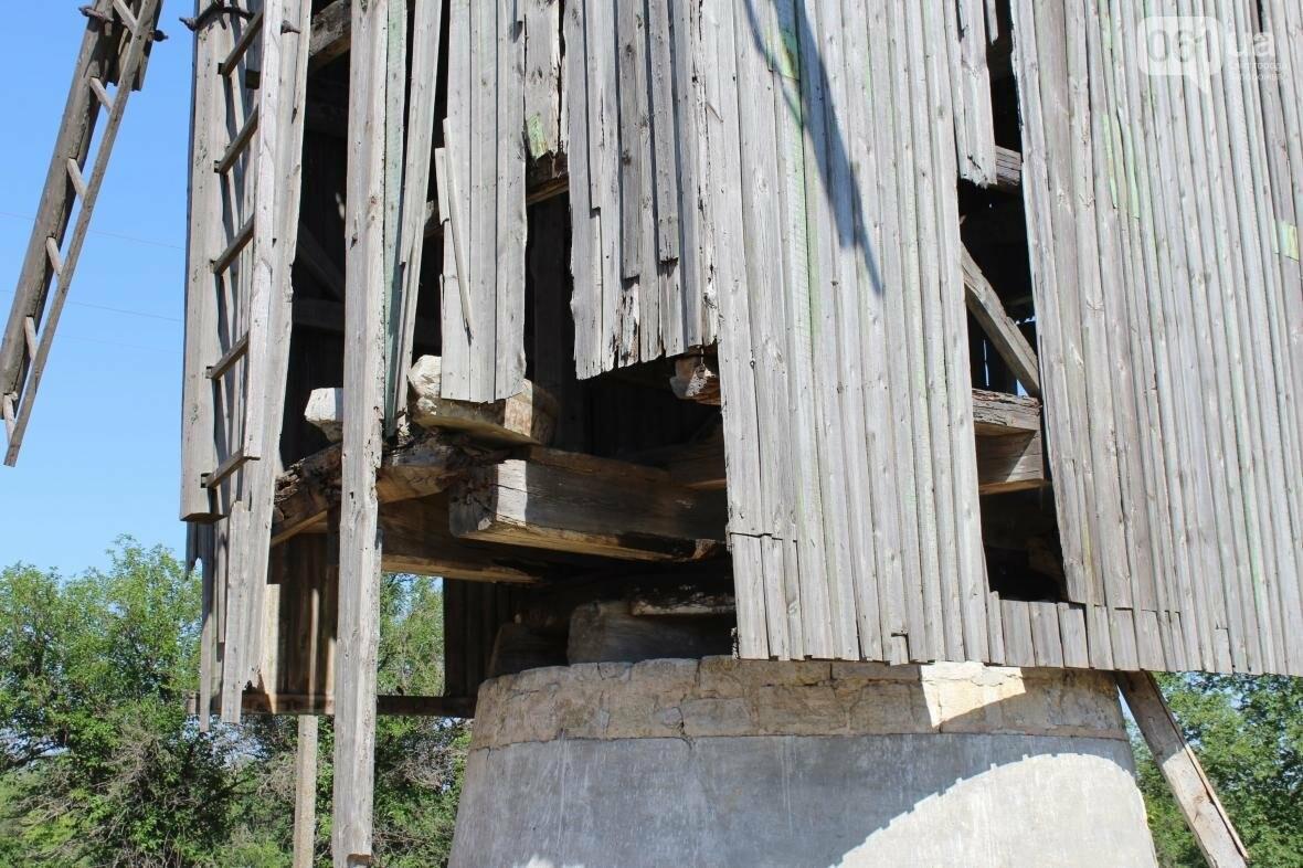 Заброшенный памятник труда: в каком состоянии 114-летний ветряк под Запорожьем, — ФОТОРЕПОРТАЖ, фото-8
