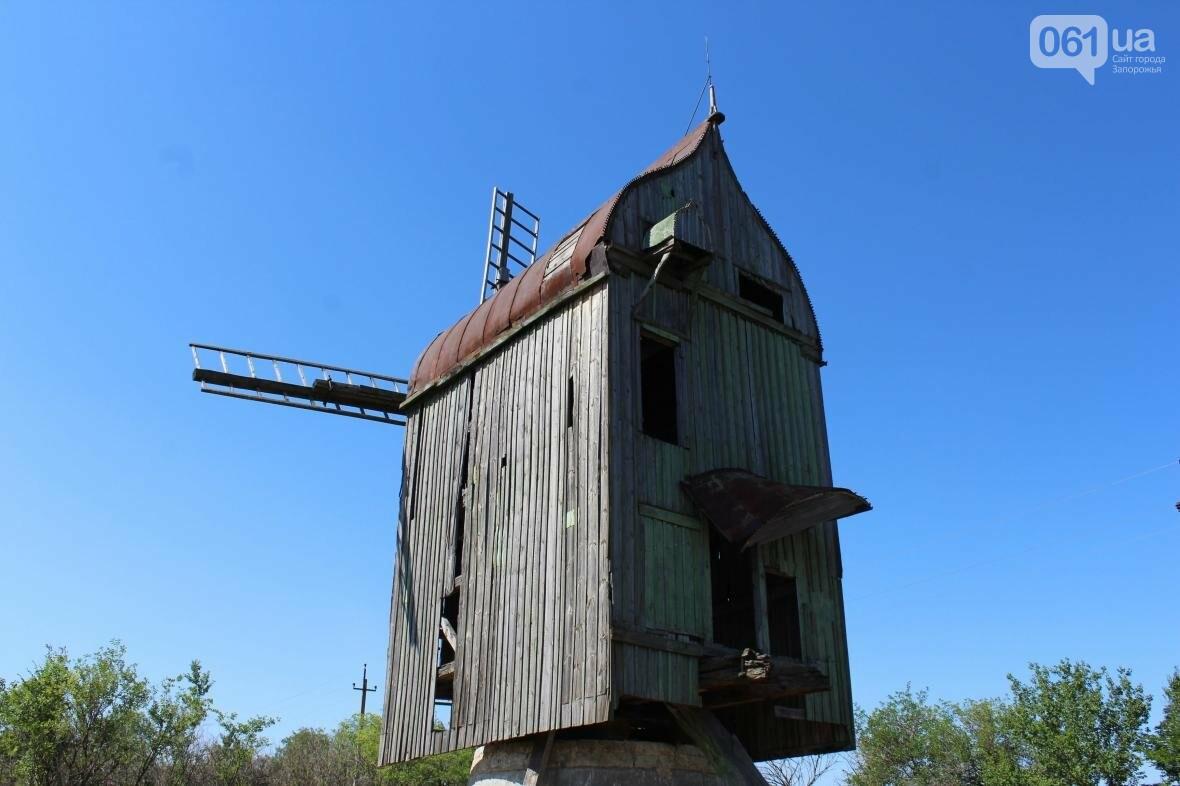 Заброшенный памятник труда: в каком состоянии 114-летний ветряк под Запорожьем, — ФОТОРЕПОРТАЖ, фото-6