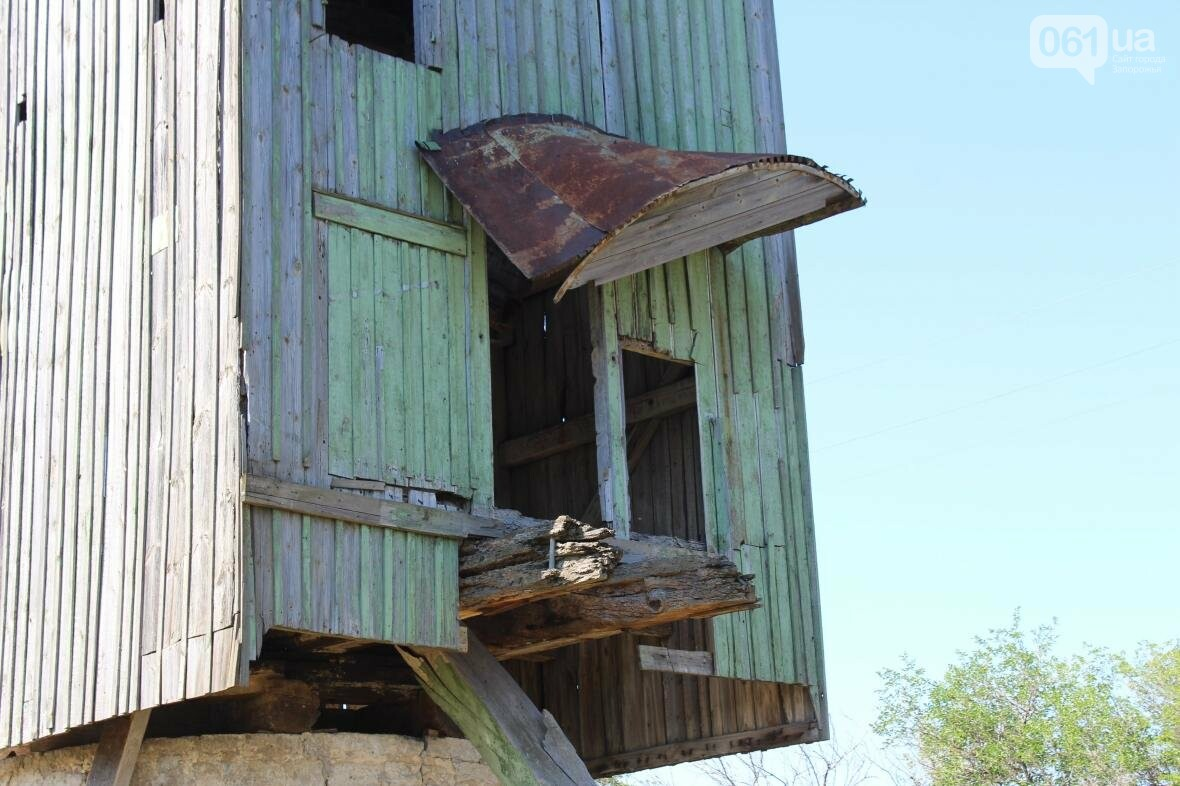 Заброшенный памятник труда: в каком состоянии 114-летний ветряк под Запорожьем, — ФОТОРЕПОРТАЖ, фото-7