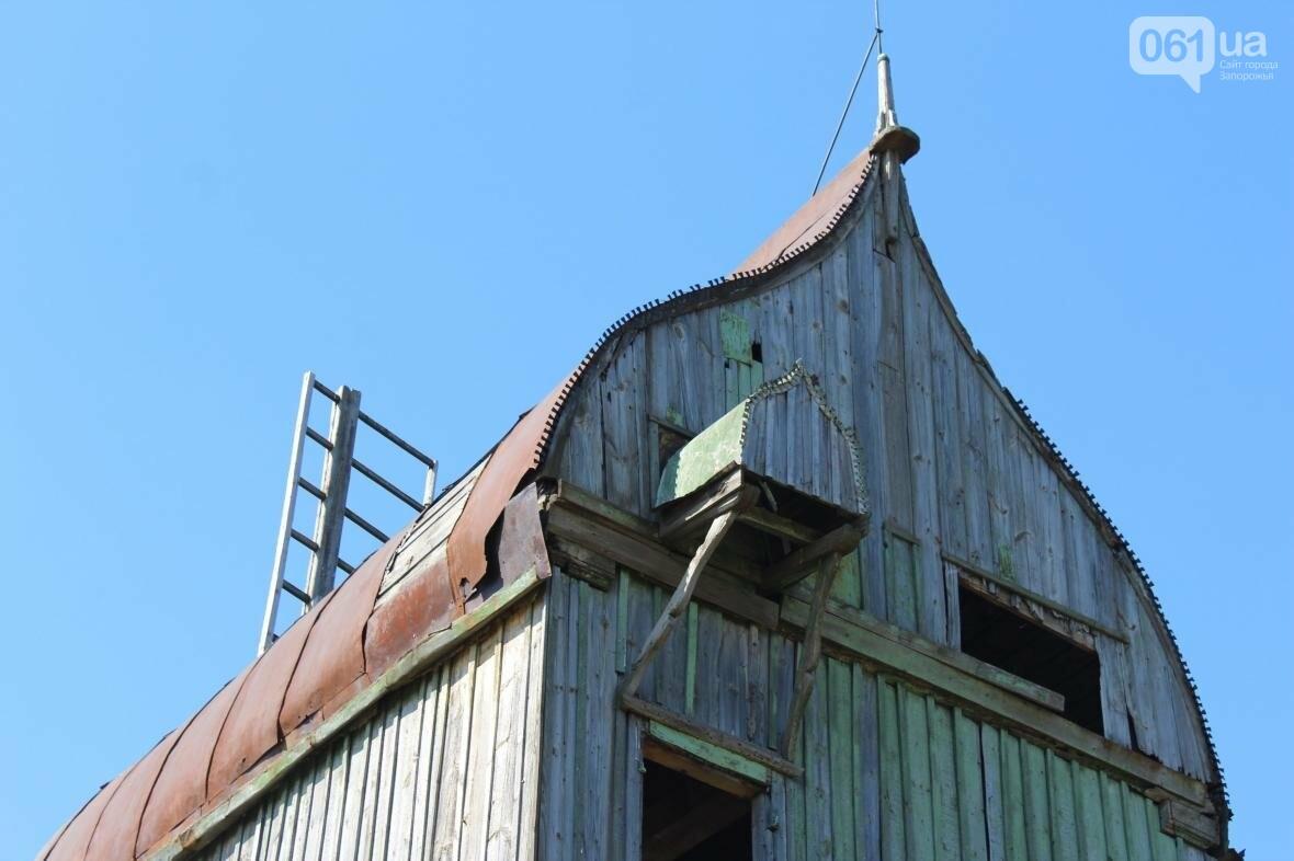 Заброшенный памятник труда: в каком состоянии 114-летний ветряк под Запорожьем, — ФОТОРЕПОРТАЖ, фото-5