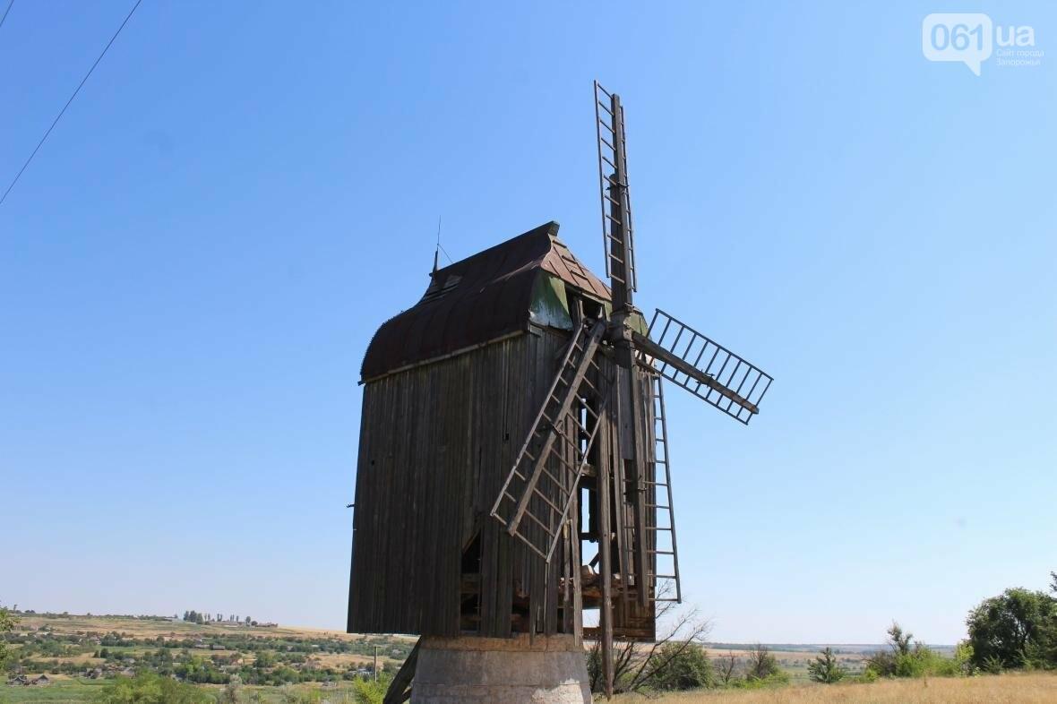 Заброшенный памятник труда: в каком состоянии 114-летний ветряк под Запорожьем, — ФОТОРЕПОРТАЖ, фото-3