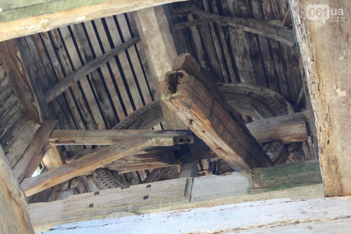 Заброшенный памятник труда: в каком состоянии 114-летний ветряк под Запорожьем, — ФОТОРЕПОРТАЖ, фото-10