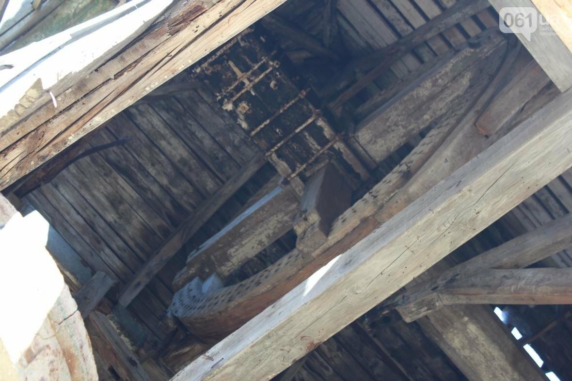 Заброшенный памятник труда: в каком состоянии 114-летний ветряк под Запорожьем, — ФОТОРЕПОРТАЖ, фото-9