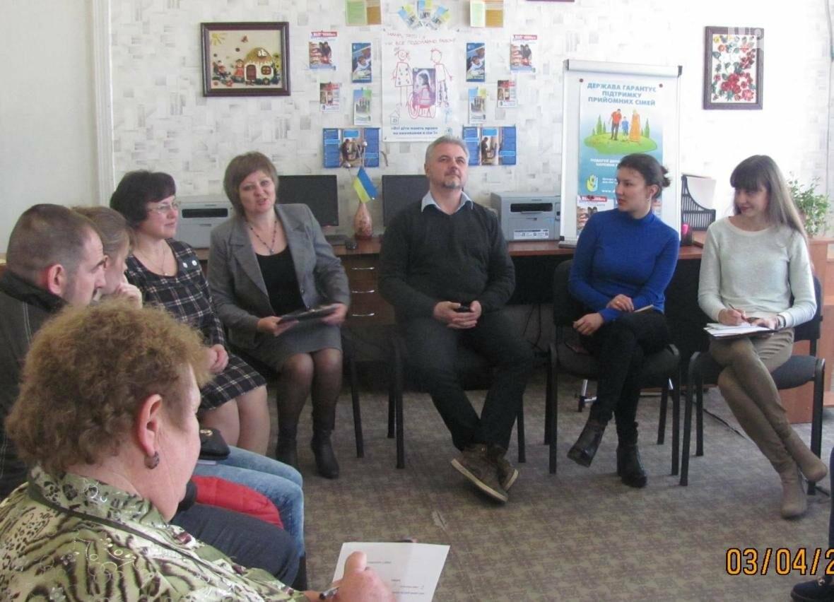 «Клуб приемных родителей» Благотворительного Фонда «Счастливый ребёнок» посетил Каменку-Днепровскую и Вольнянск при поддержке мецената Але..., фото-3