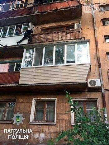 В Запорожье женщина кричала о помощи 16 часов, - ФОТО, фото-1