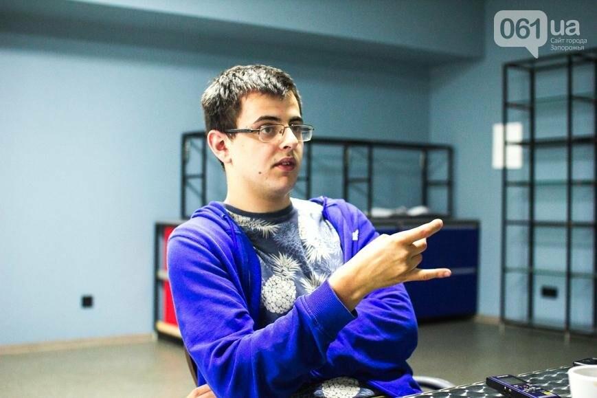 19-летний запорожский студент запустил стартап по продаже велокофеен: как он это сделал , фото-2