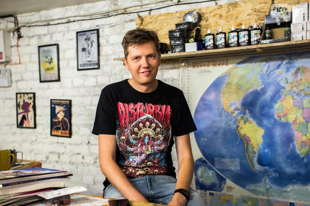 Как превратить хобби в бизнес: история запорожских ребят, которые открыли веломагазин, фото-2