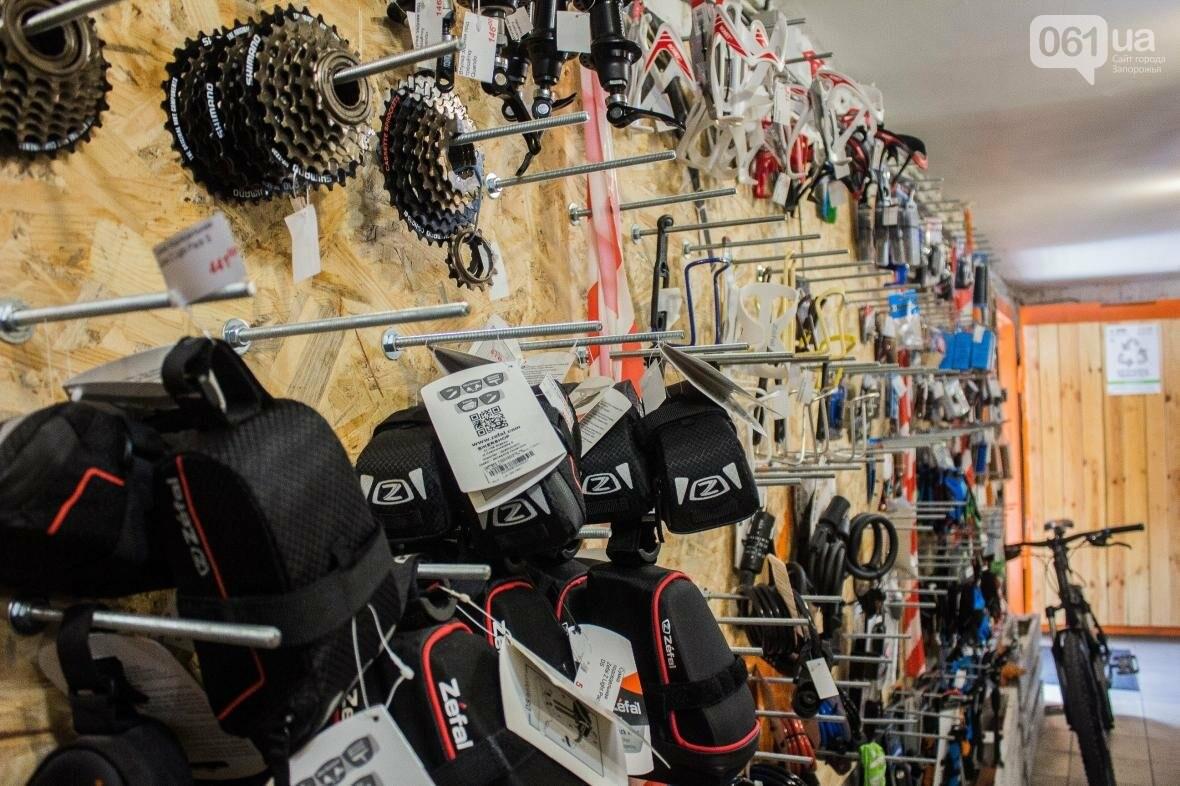Как превратить хобби в бизнес: история запорожских ребят, которые открыли веломагазин, фото-5