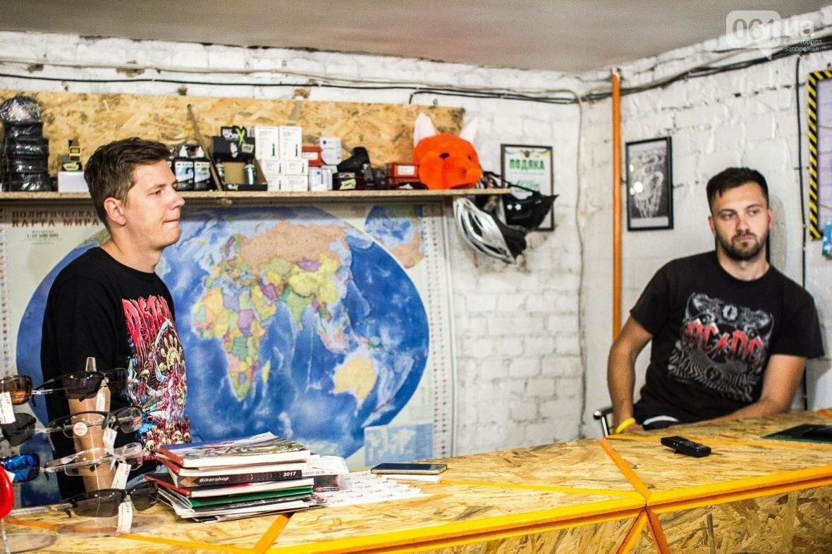 Как превратить хобби в бизнес: история запорожских ребят, которые открыли веломагазин, фото-1