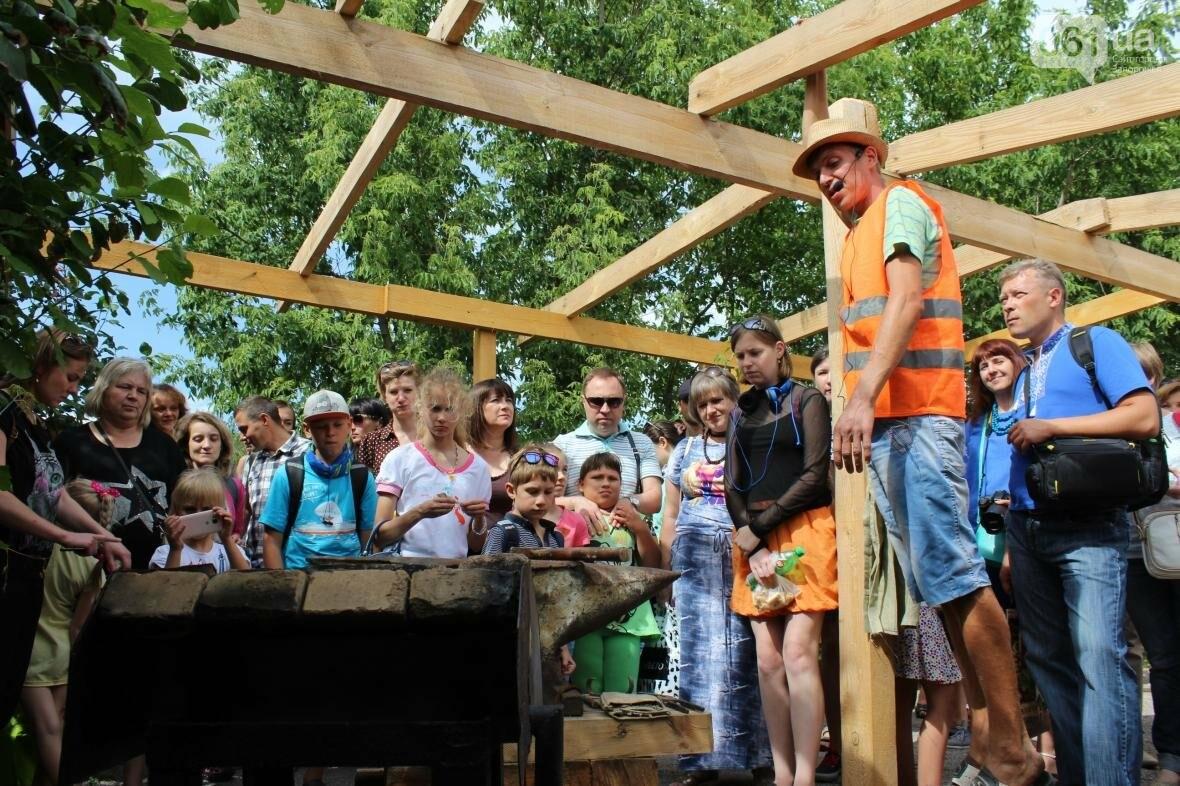 В гостях на «Хуторе Петерсона»: как отмечают народные праздники в усадьбе зеленого туризма, – ФОТОРЕПОРТАЖ, фото-11
