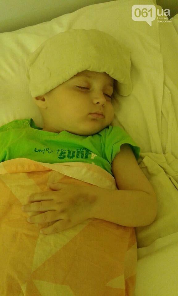 Двухлетнему Павлу Черненко срочно нужна операция по пересадке костного мозга, фото-2