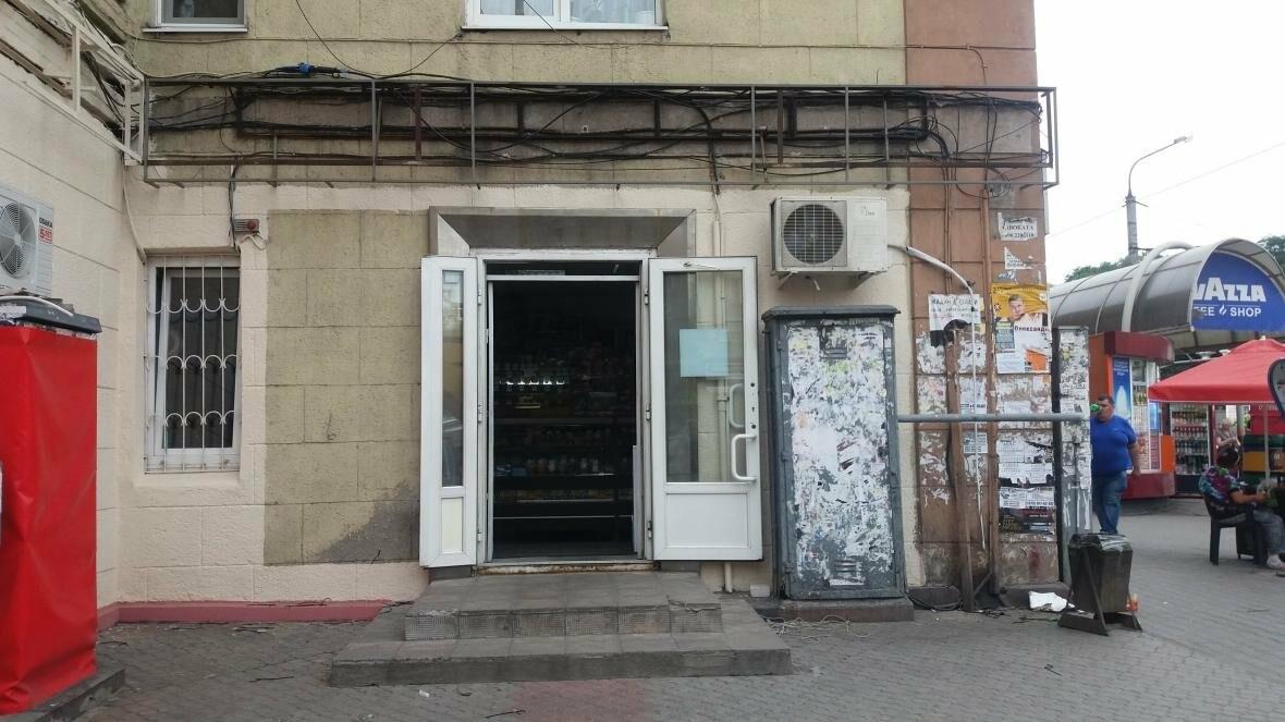В Запорожье на Металлургов демонтировали еще одну незаконную вывеску, — ФОТО, фото-4
