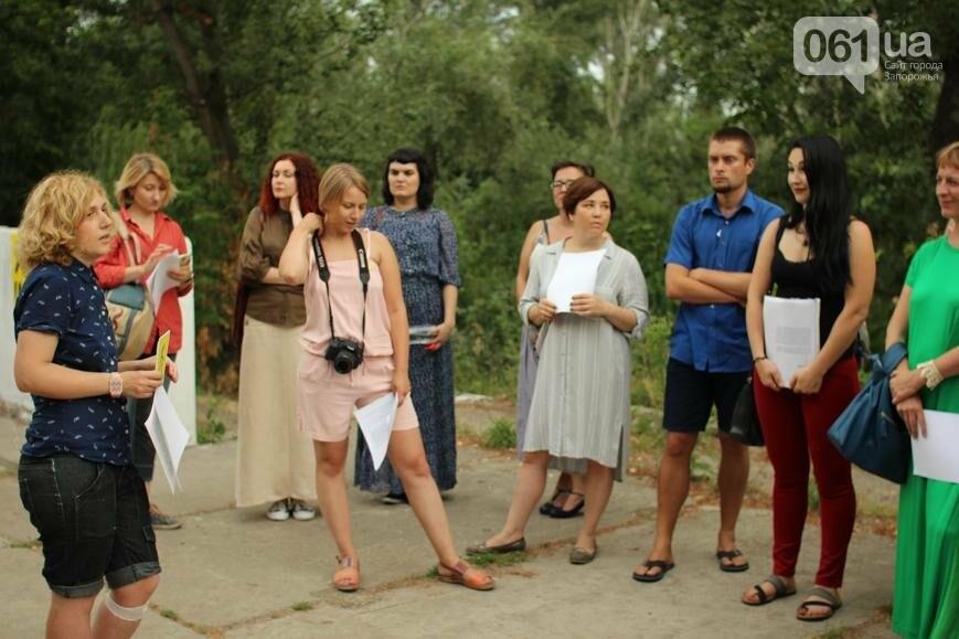 В Запорожье отметили день рождения Олега Сенцова чтением его пьесы, - ФОТО, ВИДЕО, фото-5