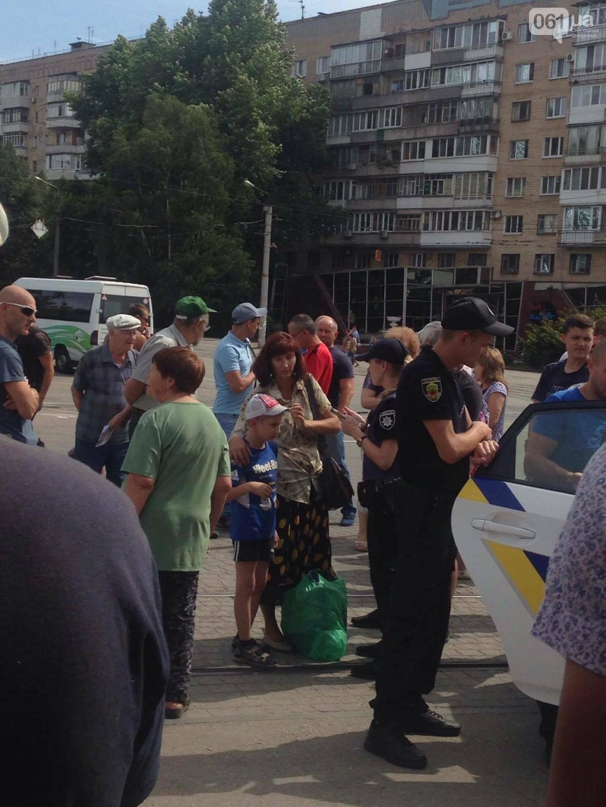 В центре Запорожья мужчина выстрелил женщине в живот, - ФОТО, фото-3