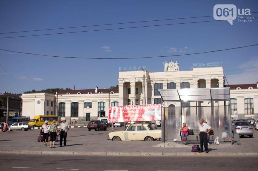 В Запорожье появляются новые остановочные комплексы, - ФОТОФАКТ, фото-4