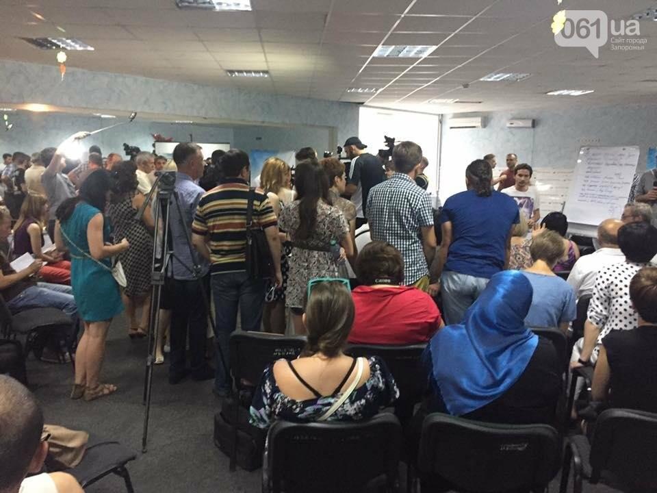 В Запорожье на мозговой штурм по реинтеграции Донбасса пришло несколько десятков людей, — ФОТО, фото-3