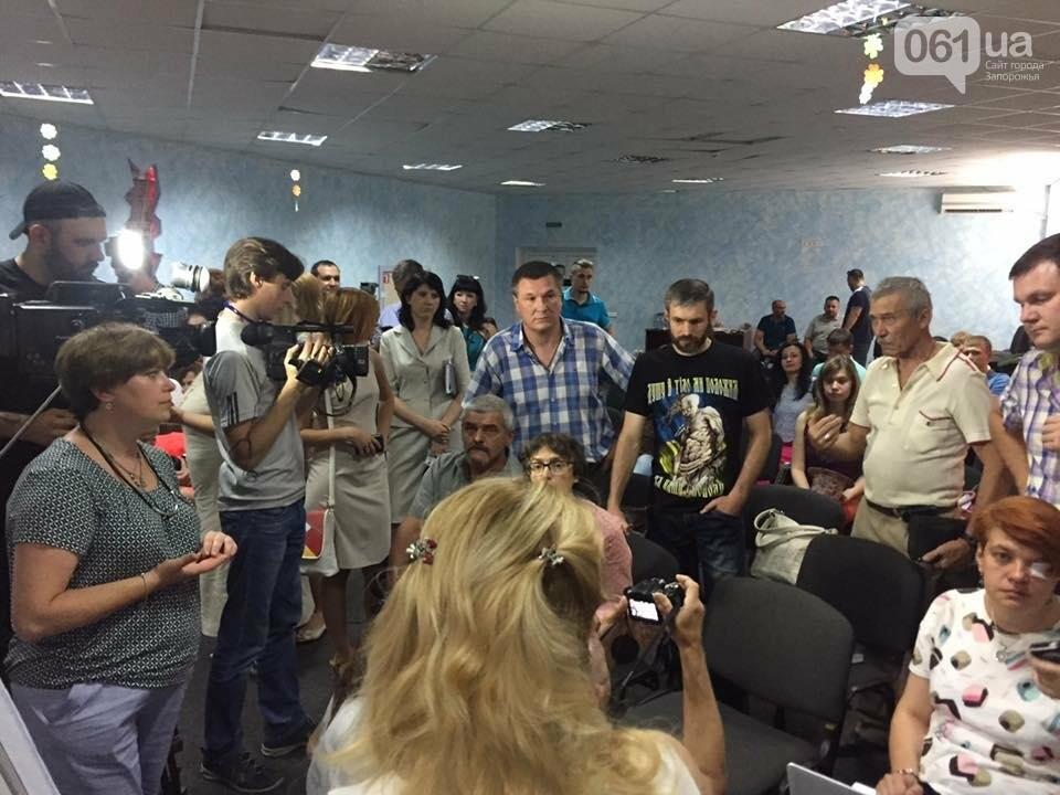 В Запорожье на мозговой штурм по реинтеграции Донбасса пришло несколько десятков людей, — ФОТО, фото-4