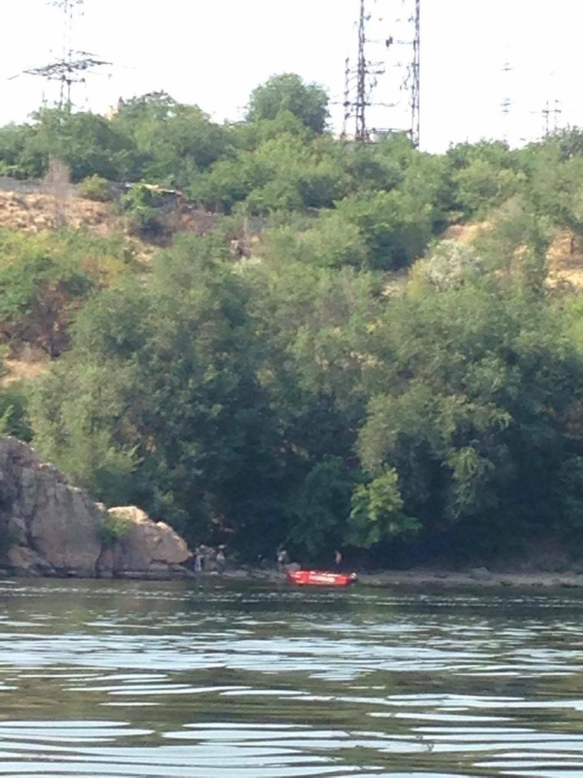 В Запорожье возле Арочного моста утонул 14-летний мальчик , фото-1
