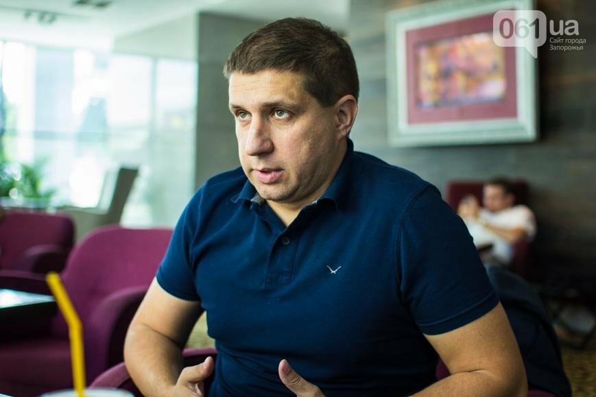 """Александр Константинов: """"В Запорожье множество тендеров отменяются только потому, что их выиграл не тот, кто должен был выиграть"""" , фото-5"""
