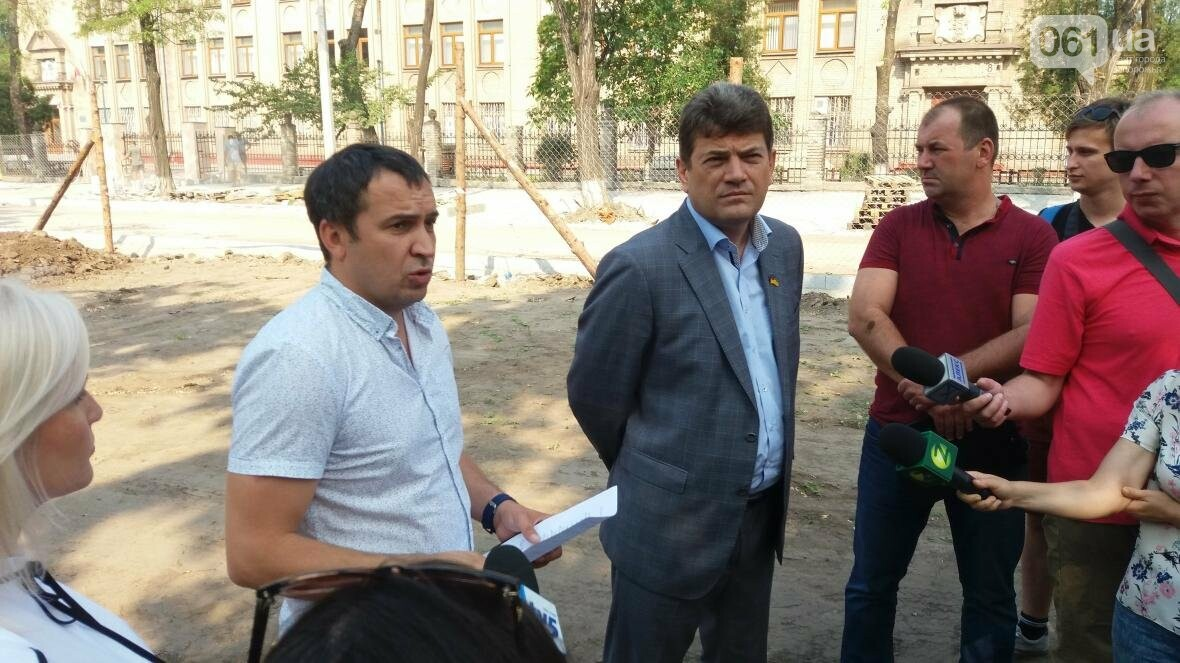 Реконструкцию проспекта Маяковского обещают закончить до 1 сентября: на каком этапе работы, — ФОТОРЕПОРТАЖ, фото-1